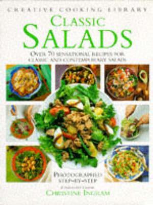 Bog, hardback Classic Salads af Christine Ingram