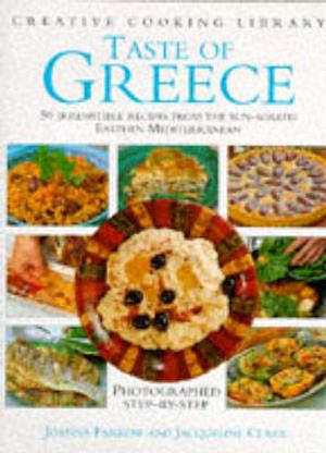 Bog, hardback Taste from a Greek Kitchen af Joanna Farrow