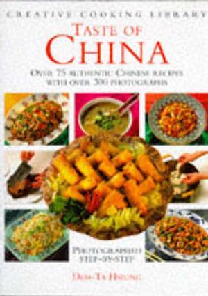 Bog, hardback Taste of China af Deh-Ta Hsiung