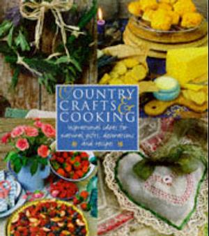 Bog, hardback Country Crafts and Cooking