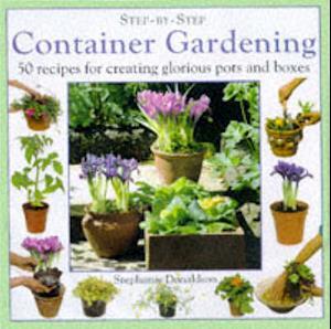 Bog, paperback Container Gardening af Stephanie Donaldson