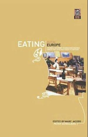 Eating Out in Europe: Picnics, Gourmet Dining and Snacks Since the Late Eighteenth Century