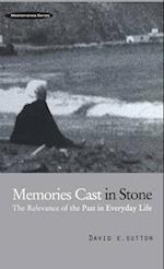 Memories Cast in Stone af David E. Sutton
