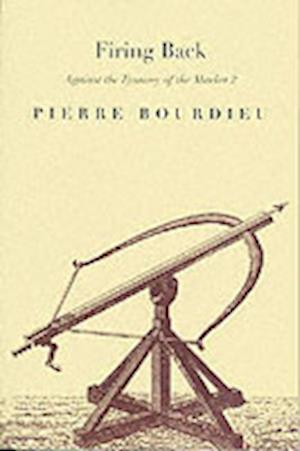 Bog, hardback Counterfire af Pierre Bourdieu