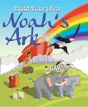 Bog, papbog Build Your Own Noah's Ark af Juliet David