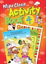 Wipe Clean Activity Book 4 (Wipe Clean Activity Books, nr. 4)