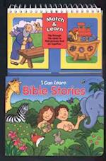 Match and Learn Bible Stories af Allia Zobel Nolan