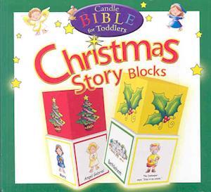 Bog papbog Candle Bible for Toddlers Christmas Story Blocks af Juliet David