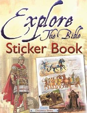 Explore the Bible Sticker Book