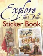 Explore the Bible Sticker Book (Candle Discovery)