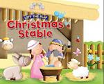 Christmas Stable (Lift the Flap Candle Books)