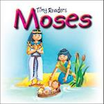 Moses (Tiny Readers)