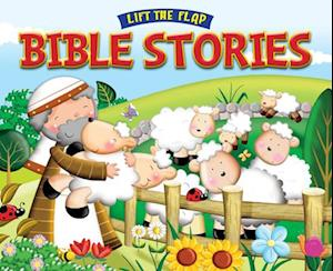 Bog papbog Lift the Flap Bible Stories af Juliet David