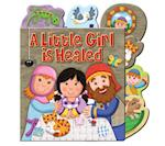 A Little Girl Is Healed (Candle Tabs)