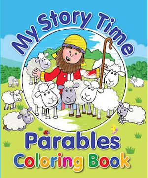 My Story Time Parables Coloring Book