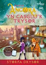 Arwyr Ancora: yn Casglu'r Trysor - Storfa Drysor