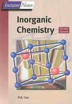 BIOS Instant Notes in Inorganic Chemistry (Instant Notes)