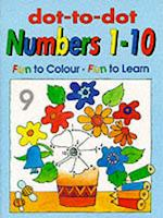 Dot to Dot: Numbers 1-10 (Dot-to-dot S)