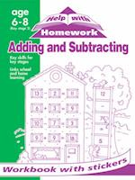 Adding and Subtracting (Help with Homework S)