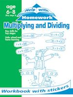 Multiplying and Dividing (Help with Homework S)