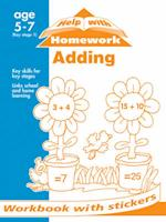 Adding (Help with Homework)