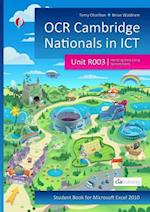OCR Cambridge Nationals in ICT for Unit R003 (Microsoft Excel 2010)