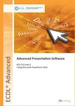 ECDL Advanced Presentation Software Using Powerpoint 2016 (BCS ITQ Level 3)