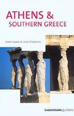Cadogan Guide Athens & Southern Greece (Cadogan Guide Athens Southern Greece)