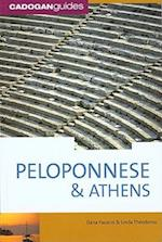 Cadogan Guide Greece (Cadogan Guide Greece Peloponnese Athens)
