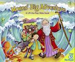 Moses Big Adventure: Lift the Flap Bible Book