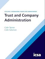 Trust and Company Administration