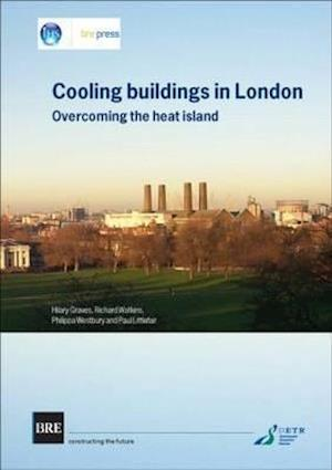 Cooling Buildings in London