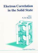 Electron Correlations in the Solid State