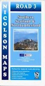 Road 3 South Scotland (Nicolson Road Maps, nr. 3)