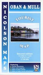 Oban & Mull Tourist Map