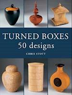 Turned Boxes (Woodwork projects)