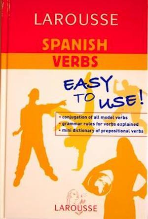 Bog, hardback Larousse Spanish Verbs af Larousse