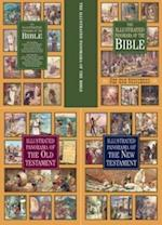Illustrated Panorama of the Bible af Adam King