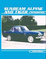Sunbeam Alpine and Tiger af Graham Robson