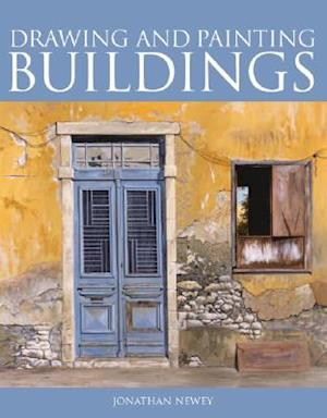 Bog paperback Drawing and Painting Buildings af Jonathan Newey