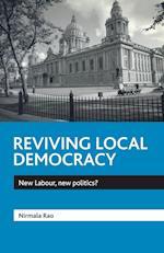 Reviving Local Democracy af Nirmala Rao