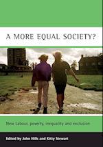 A more equal society?