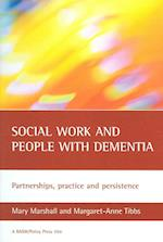 Social work and people with dementia (BASWPolicy Press Titles)