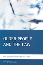 Older people and the law (BASWPolicy Press Titles)