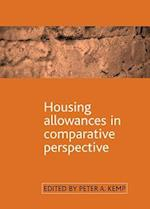 Housing Allowances in Comparative Perspective