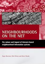 Neighbourhoods on the net af Roger Burrows