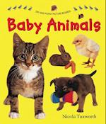 Say and Point Picture Boards: Baby Animals af Nicola Tuxworth