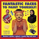 Fantastic Faces to Paint Yourself!