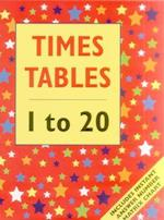 Times Tables - 1 to 20 (Giant Size)