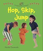 Say and Point Picture Boards: Hop, Skip, Jump